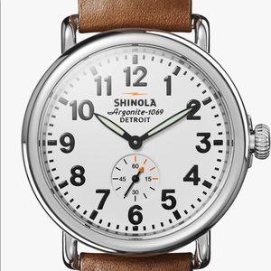 Shinola - Runwell Watch  🖤 FINAL PRICE